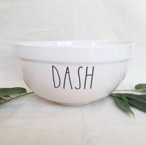 NWT Rae Dunn Ceramic DASH Mixing Bowl